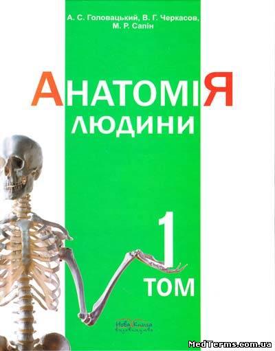 Анатомія Черкасов 2 Том